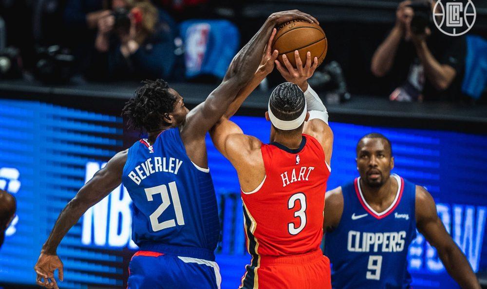 Clippers Fend Off Pelicans, 111-106 • 213hoops.com