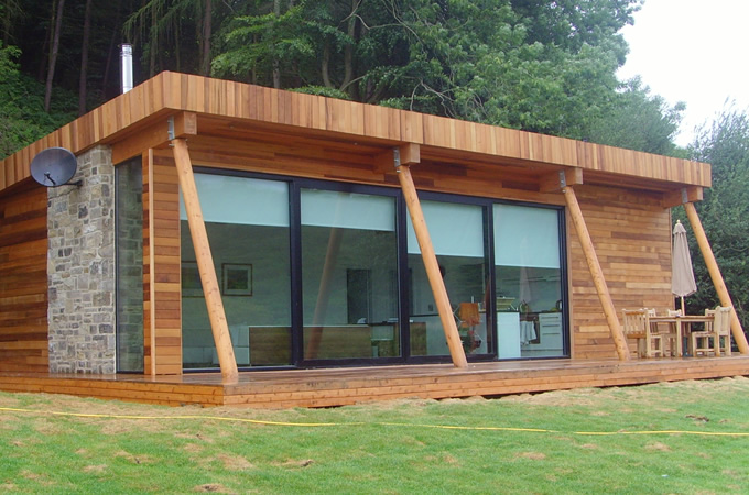 How Much Does It Cost To Build A Timber Kit House Howsto Co