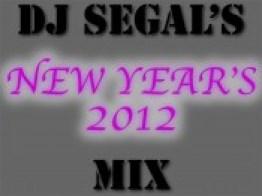 DJ Segal's New Year's Mix 2012