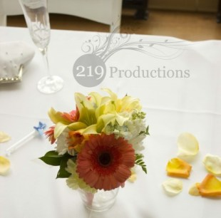 Flowers Hobart Weddding