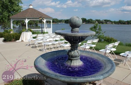 Lakes of the Four Seasons Wedding