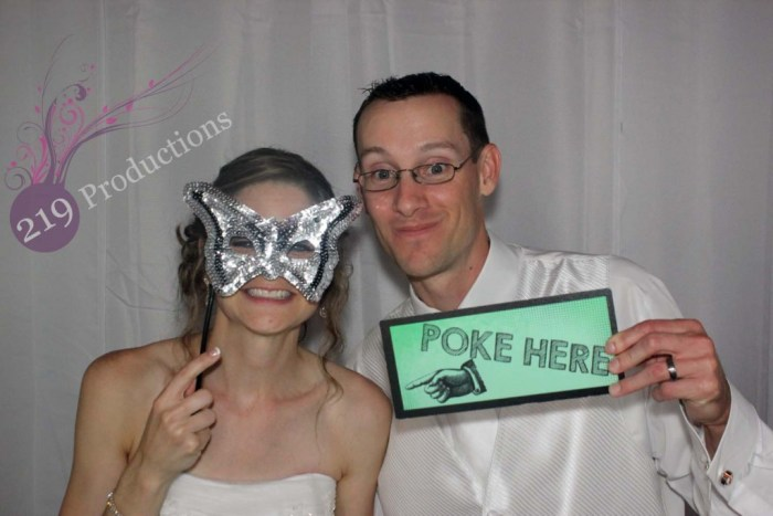 Wedding Photobooth Schererville