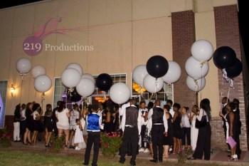 Avalon Manor Balloon Launch Wedding