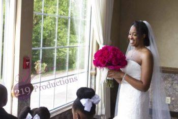 Avalon Manor Wedding Bride