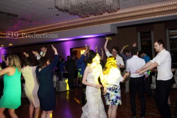 DJ Munster Theatre Wedding