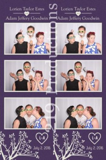 Munster Theatre Wedding Photobooth