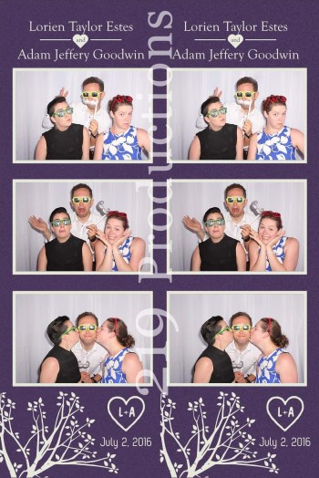 Munster Theatre Wedding Photobooth