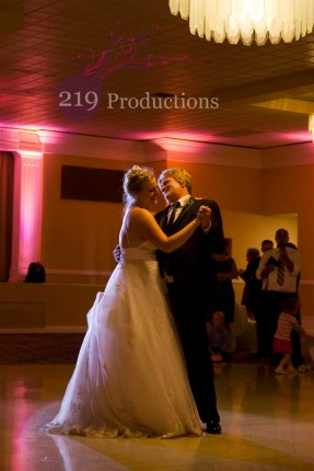 Hellenic Cultural Center Father Daughter Dance Wedding Uplighting