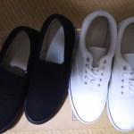 GUで靴を購入しました。