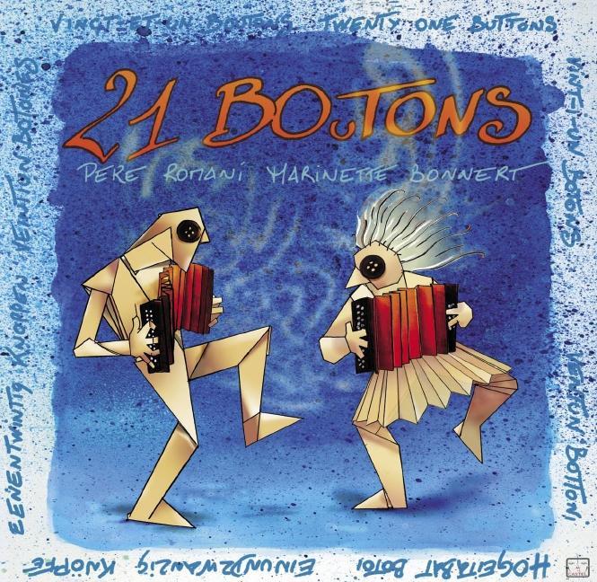 21 BOuTONS - portada