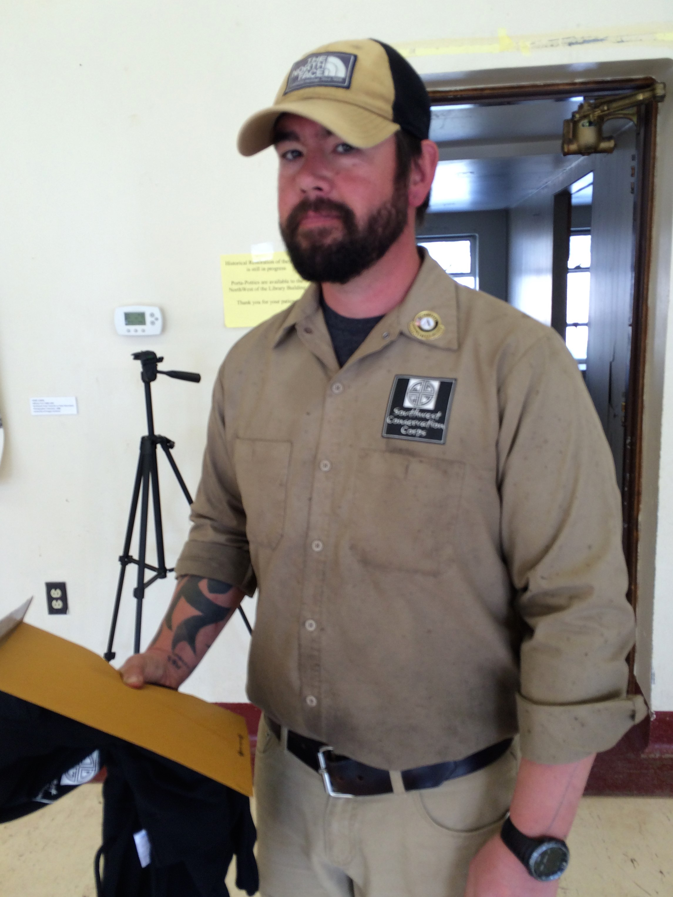 The forest service manages public lands based on the greatest good for the greatest number in the long run. U S Forest Service 21st Century Conservation Service Corps