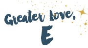 Tea with E signature