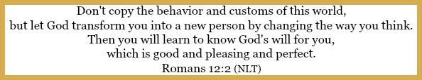 Romans 12:2 on Keeping God First: It's all about relationship at 21flavorsofsplendor.com