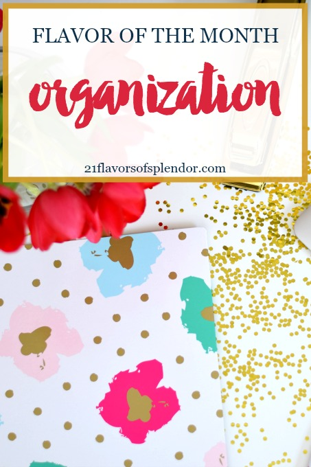 Organization is key to getting and maintaining the order in our homes we all want. Discovering new ways to not only organize our stuff, but also our lives. Click...