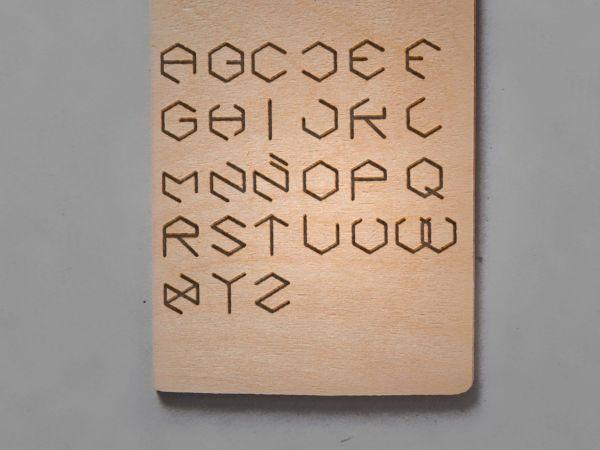 (Español) Creación tipográfica