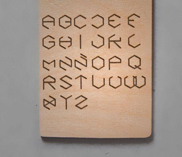 Creación tipográfica