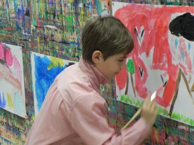 Taller De Pintura Creativa Acompañada En Ingles O Aleman05