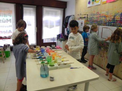 Taller De Pintura Creativa Acompanada0000