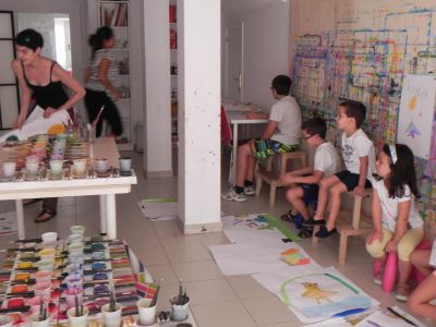 Taller Pintura Creativa Acompanada05