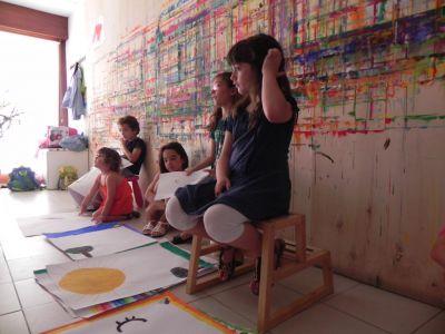 Taller Pintura Creativa Acompanada07