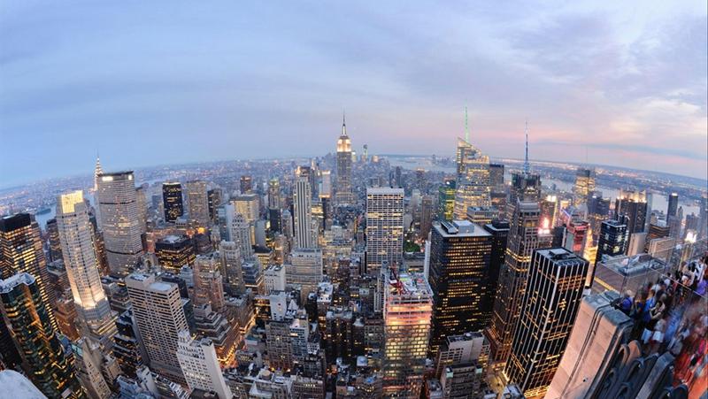 曼哈顿:密集的摩天大楼为何不拥挤?的头图