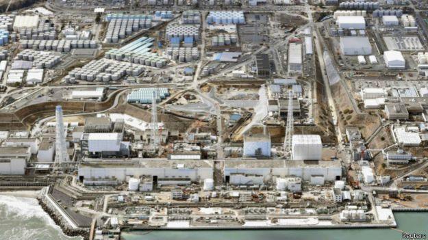 2011年东日本大地震造成福岛第一核电站4座原子炉事故,东京电力公司不得不废炉(资料照片)。