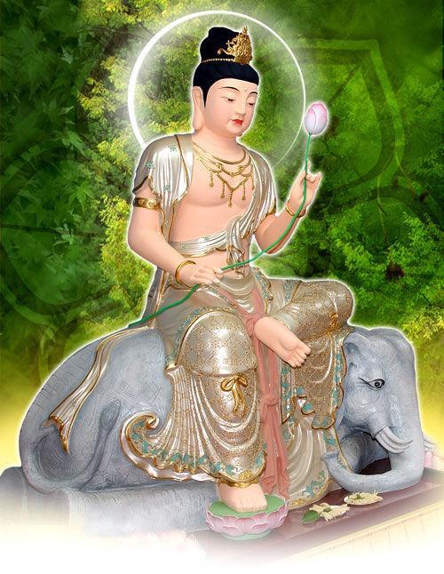 寺院里的佛像是些什么人?