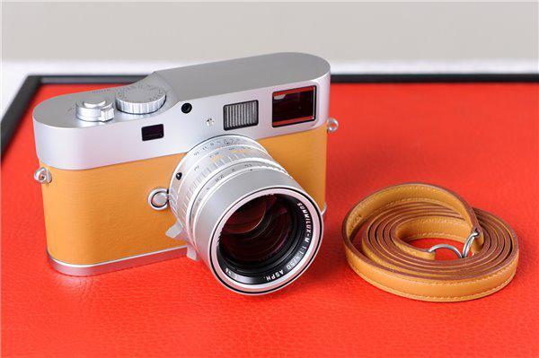 德国手工制作的莱卡相机