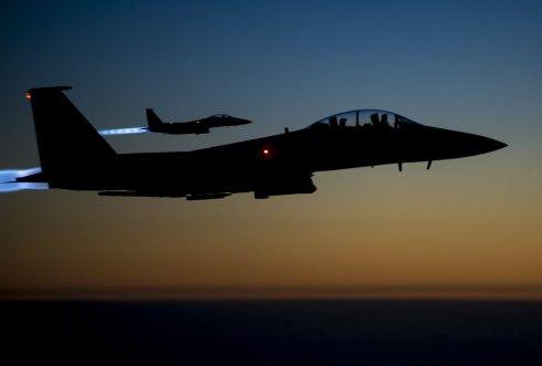 一张自拍照 让美军轰掉IS总部