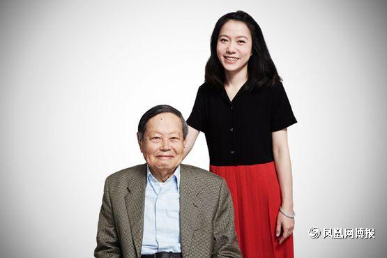 吴祥斗:杨振宁与翁帆成为中国老夫少妻的楷模