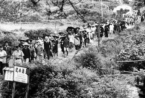 五六十年代令人心酸而意味深长的香港大逃亡风潮