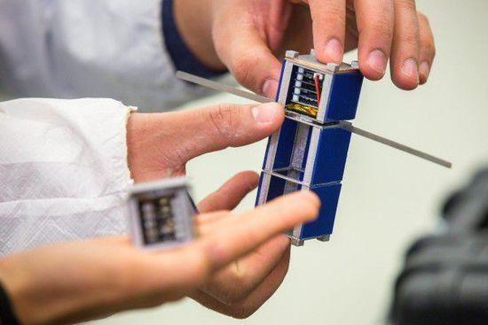 美国迷你卫星发射成本低廉 探索宇宙只需1000美元