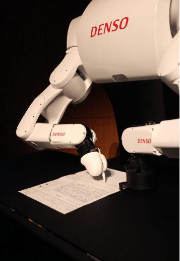 AI 机器人 Torobo-kun 放弃高考阅读理解能力欠缺