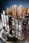 美国空军首颗GPS第三代卫星已经准备好 性能碾压北斗