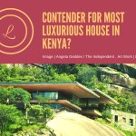 [Photo] This Most Luxurious House In Kenya Belongs To A Musician