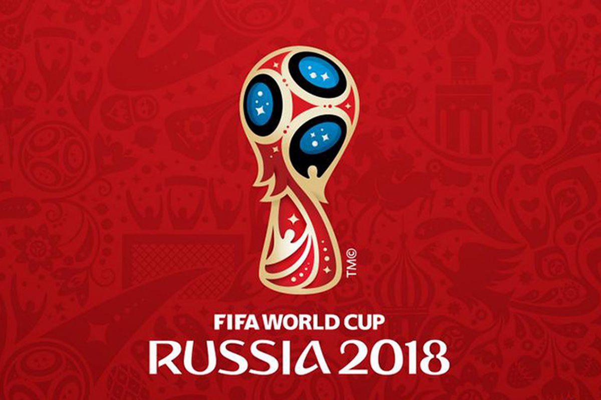 Official logo FIFA World Cup 2018 Russia