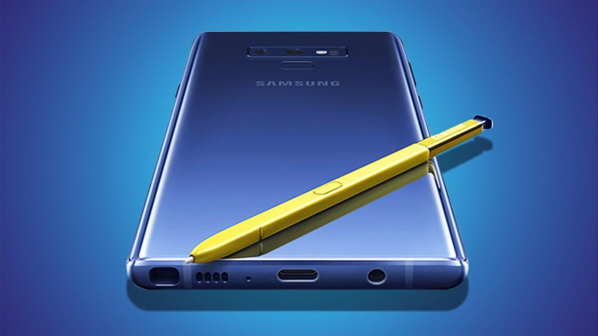 153004025 Samsung Galaxy Note9 - najlepší phablet aký si môžete kúpiť - 21STCENTURY