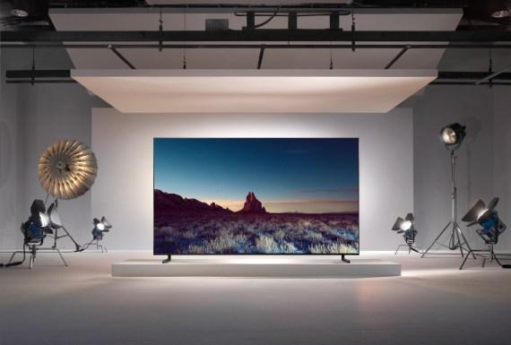8K televízora