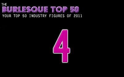 The Burlesque TOP 50 2011: 4