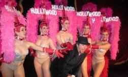 Jessabelle Thunder's Hollywood Burlesque Festival Diary