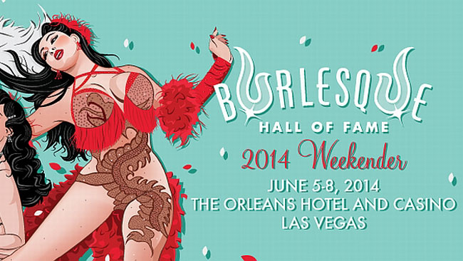 Sparkly Devil's Burlesque Hall of Fame Weekend Survival Guide v2.0 (BHoF 2013)
