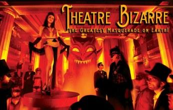 Gigi La Femme at Theatre Bizarre 2013