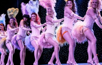 Burlesque Hall of Fame Tournament of Tease: Groups (BHoF 2014)