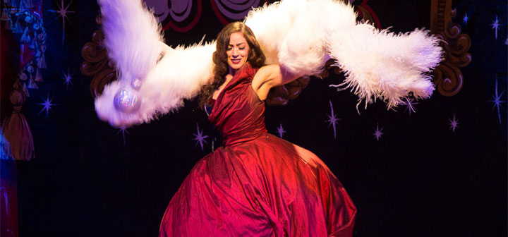 In Pictures: Kinky & Quirky's Burlesque Ball