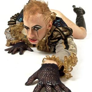 Tigger! ©Roxi D'Lite (The DIXEY Guide to Boylesque Brilliance (Edinburgh Fringe 2014))