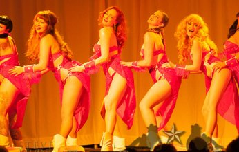 Goldie Candela's Texas Burlesque Festival Diary (Part 1)