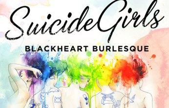 WIN: Tickets to Suicide Girls Blackheart Burlesque, London, UK.