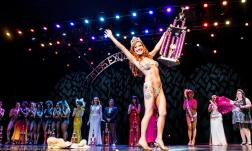 PHOTOS: Trixie Little Crowned Miss Exotic World, Reigning Queen of Burlesque 2015