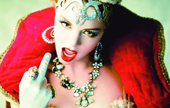 A BHoF Letter from Imogen Kelly, Reigning Queen of Burlesque 2012