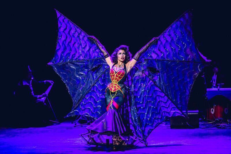 Lou Lou la Duchesse de Rière at the New Orleans Burlesque Festival, by Tomas Orihuela.